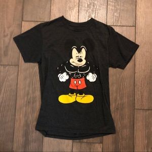 Disney muscle Mickey men's S